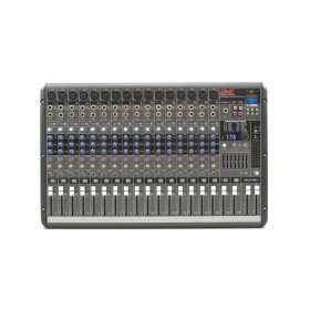 AVE PRO-FX16 PA MIXER WITH DIGITAL FX AND USB
