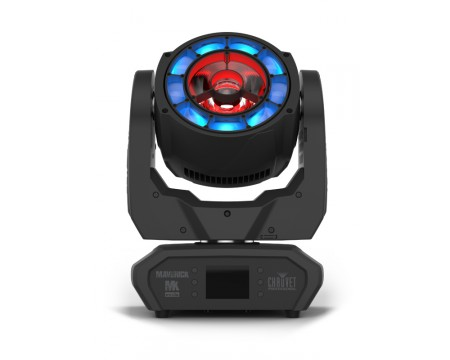 Maverick MK3 Pyxis | NEW PRODUCTS | MOVING HEADS | Home