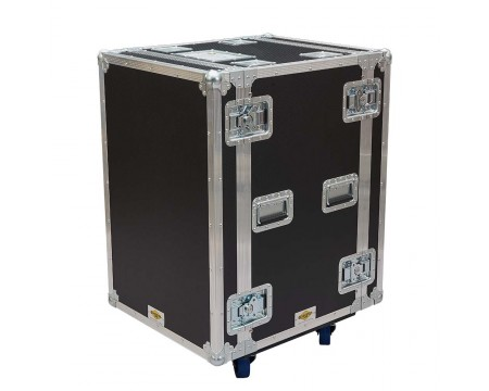 16RU Floating Rack Case | AMPLIFIER AND EFFECTS RACKS | NEW PRODUCTS | FEATURED