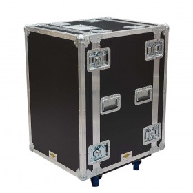 16RU Floating Rack Case