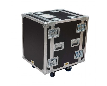 12 RU Floating Rack Case | NEW PRODUCTS | AMPLIFIER AND EFFECTS RACKS | FEATURED