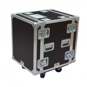 12 RU Floating Rack Case
