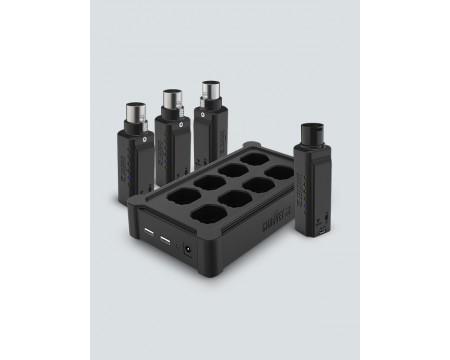 D-Fi XLR Pack   WIRELESS/BATTERY OPERATED   FEATURED   NEW PRODUCTS   CONTROL    Chauvet