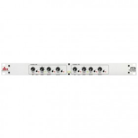 DBX 223S Stereo 2-Way/Mono 3-Way Crossover