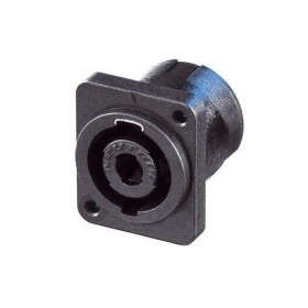 Neutrik 4 pole socket