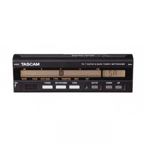 TASCAM TG7 CHROMATIC TUNER