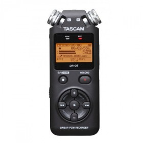 TASCAM DR05 PORTABLE DIGITAL RECORDER